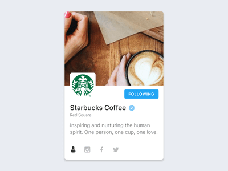 Comfortable Starbucks Business Cards Ideas - Business Card Ideas ...